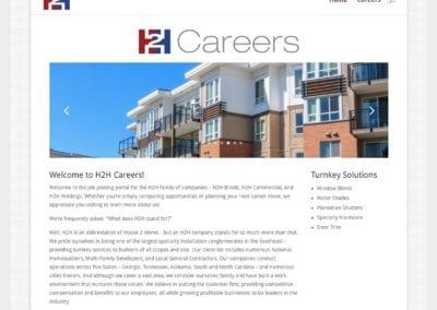 Careers/Employment Website